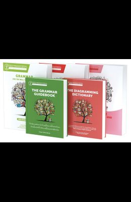 Red Full Course Bundle: Everything You Need for Your First Year of Grammar for the Well-Trained Mind Instruction