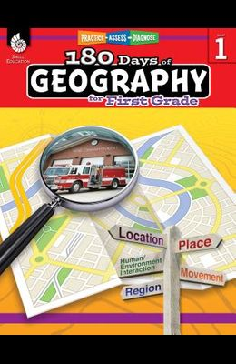 180 Days of Geography for First Grade: Practice, Assess, Diagnose