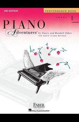 Level 1 - Performance Book: Piano Adventures