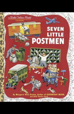 Seven Little Postmen (A Little Golden Book)