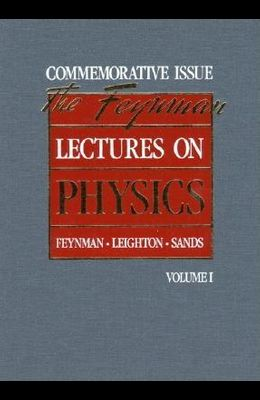 Lectures on Physics: Commemorative Issue, Volume 1