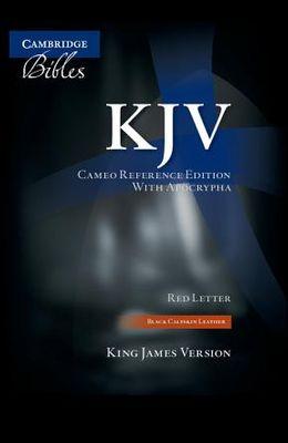 Reference Bible-KJV-Cameo