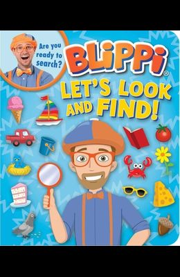 Blippi: Let's Look and Find