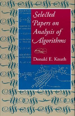 Selected Papers on Analysis of Algorithms, Volume 102
