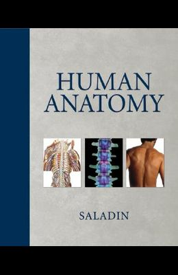 Human Anatomy with Olc Bind-In Card