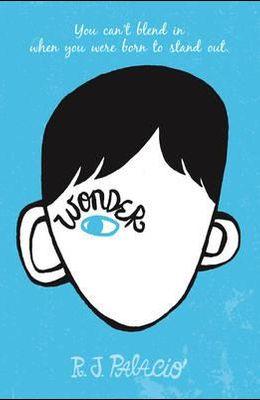 Wonder. R.J. Palacio