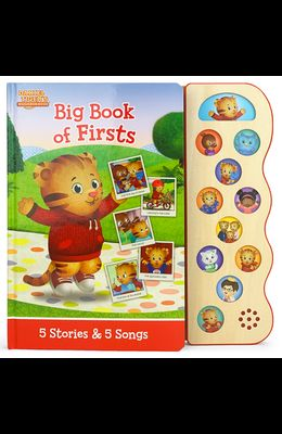 Big Book of Firsts: 5 Stories & 5 Songs