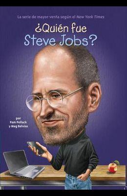 ¿quién Fue Steve Jobs?