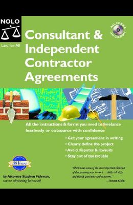 Consultant & Independent Contractor Agreements With CD