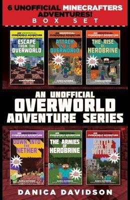 An Unofficial Overworld Adventure Series Set