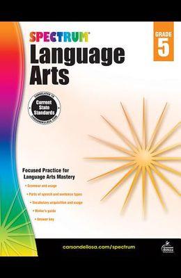 Spectrum Language Arts, Grade 5