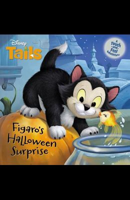 Disney Tails Figaro's Halloween Surprise