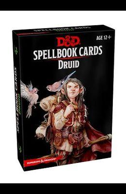 Spellbook Cards: Druid
