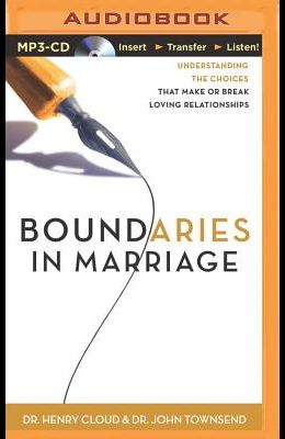 Boundaries in Marriage: Understanding the Choices That Make or Break Loving Relationships