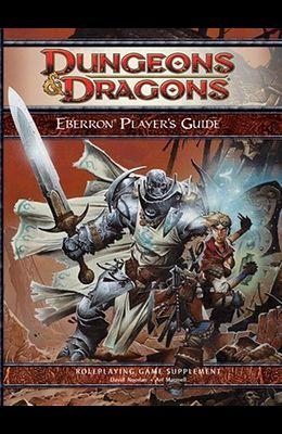Eberron Player's Guide: A 4th Edition D&d Supplement