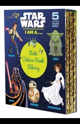 Star Wars: I Am A...Little Golden Book Library (Star Wars): I Am a Pilot; I Am a Jedi; I Am a Sith; I Am a Droid; I Am a Princess