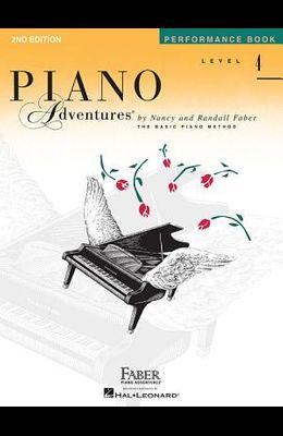 Piano Adventures, Level 4, Performance Book