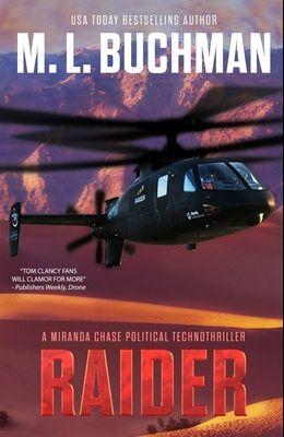 Raider: a political technothriller