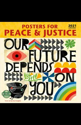 Posters for Peace & Justice 2021 Wall Calendar