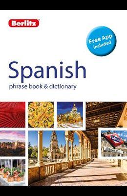 Berlitz Phrase Book & Dictionary Spanish (Bilingual Dictionary)