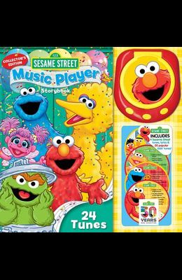 Sesame Street Music Player Storybook: Collector's Edition