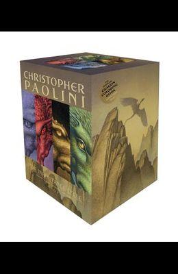 Inheritance Cycle 4-Book Trade Paperback Boxed Set (Eragon, Eldest, Brisingr, & Inheritance)