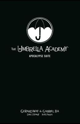 The Umbrella Academy Library Edition Volume 1: Apocalypse Suite