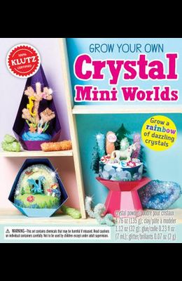 Grow Your Own Crystal Mini WOR
