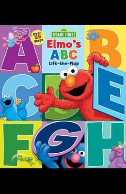 Sesame Street: Elmo's ABC Lift-The-Flap, Volume 29