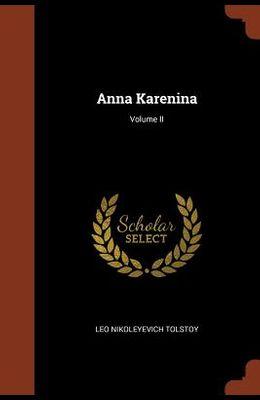 Anna Karenina; Volume II