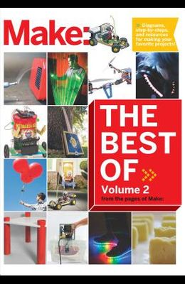 Best of Make, Volume 2: 65 Projects and Skill Builders from the Pages of Make