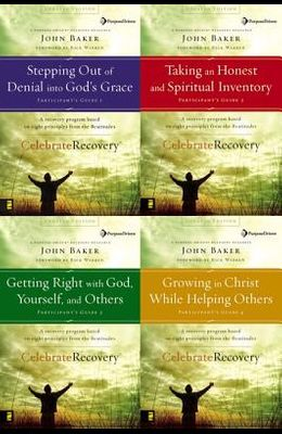 Celebrate Recovery Participants Guide Set