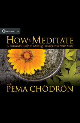 How to Meditate with Pema Chödrön: A Practical Guide to Making Friends with Your Mind