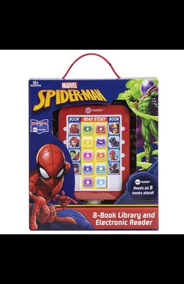 Marvel Spider-Man: 8-Book Library and Electronic Reader [With Electronic Me Reader]