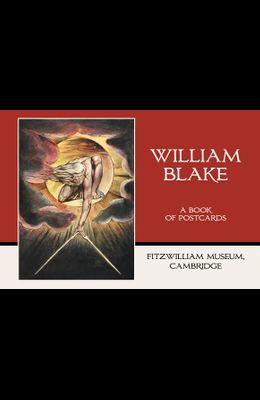 William Blake Bk of Postcards