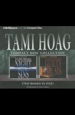 Tami Hoag Compact Disc Collection: Night Sins/Guilty as Sin