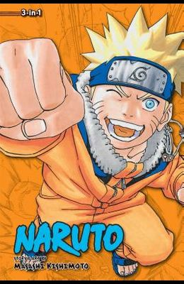 Naruto (3-In-1 Edition), Vol. 6, Volume 6: Includes Vols. 16, 17 & 18