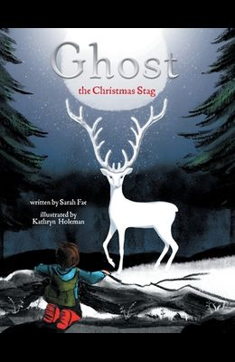 Ghost the Christmas Stag