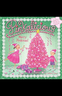 Merry Pinkmas! [With 8 Holiday Cards and Poster]