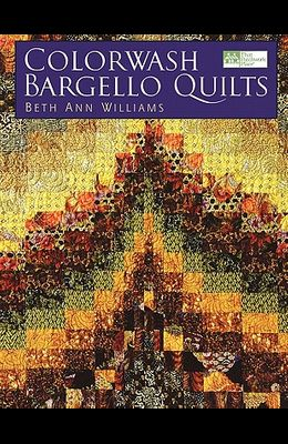 Colorwash Bargello Quilts Print on Demand Edition