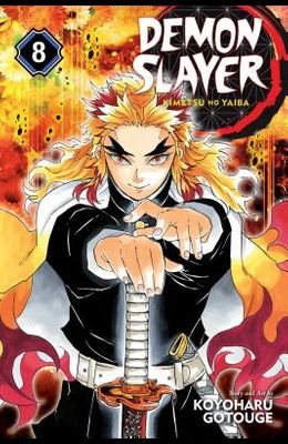 Demon Slayer: Kimetsu No Yaiba, Vol. 8