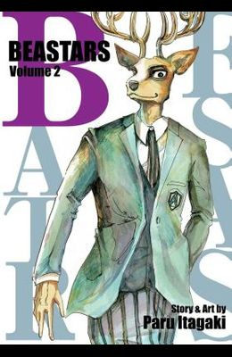 Beastars, Vol. 2, 2