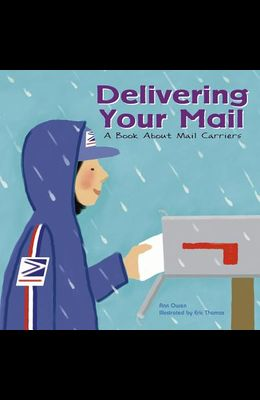 Library Book: Delivering Your Mail (Community Workers)
