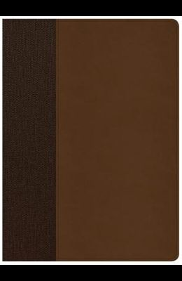 CSB Life Essentials Study Bible, Brown Leathertouch