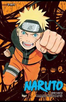 Naruto (3-In-1 Edition), Vol. 13, Volume 13: Includes Vols. 37, 38 & 39