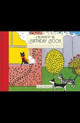Jenny's Birthday Book