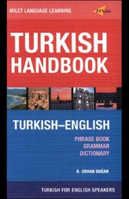 Turkish Handbook: Phrase Book Grammer Dictionary
