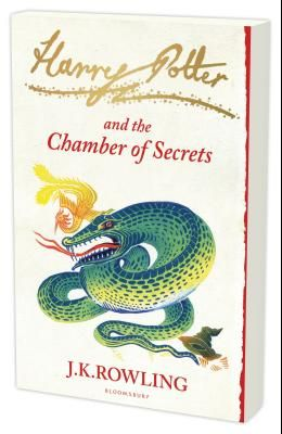 Harry Potter and the Chamber of Secrets. J.K. Rowling