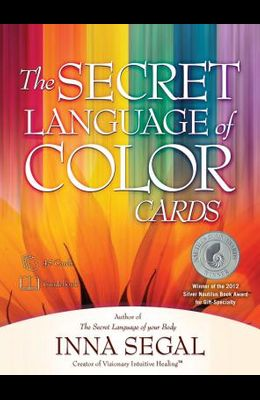 The Secret Language of Color Cards [With Paperback Book]