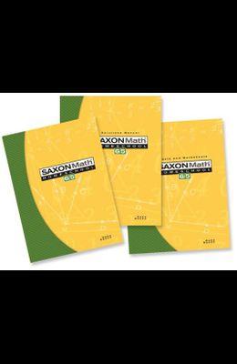 Saxon Math 6/5 Homeschool: Complete Kit 3rd Edition